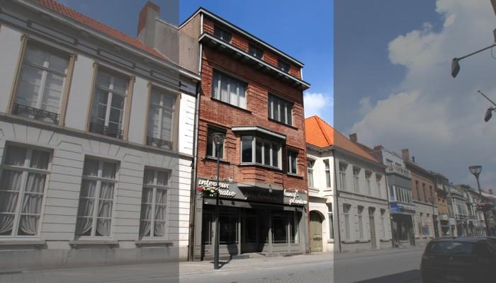 CV - Patersstraat 17 - Turnhout - 1